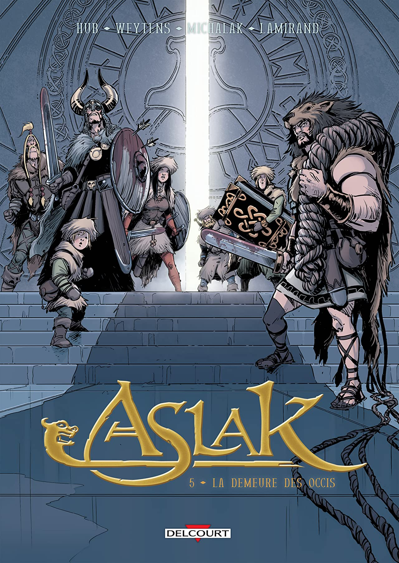 Aslak Vol. 5: La Demeure des occis