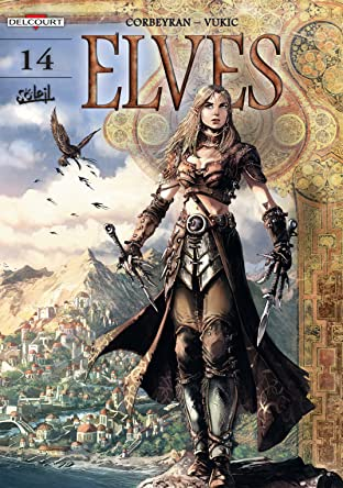 Elves Vol. 14: The Judgement of the Pit