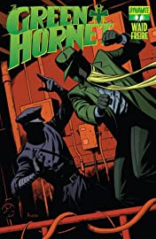 The Green Hornet #7: Digital Exclusive Edition