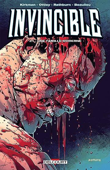 Invincible Vol. 21: Une famille moderne