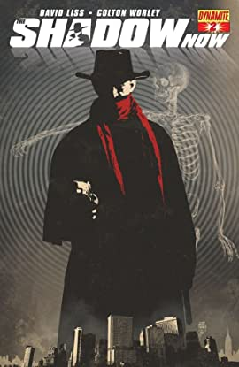 The Shadow Now #2 (of 6): Digital Exclusive Edition