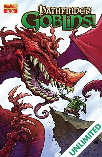 Pathfinder: Goblins! #4 (of 5)
