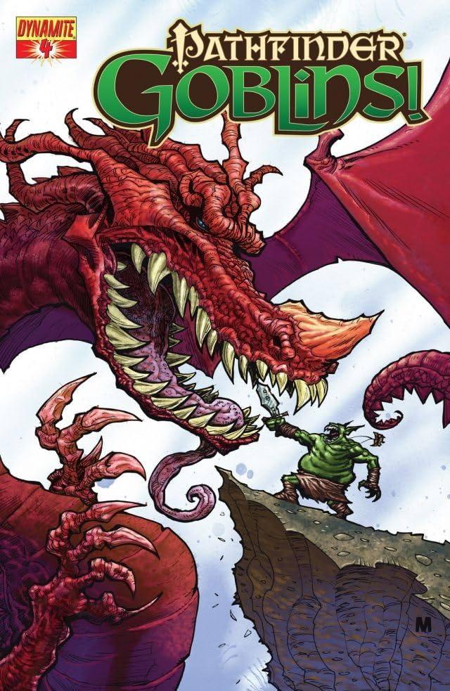 Pathfinder: Goblins! #4 (of 5)