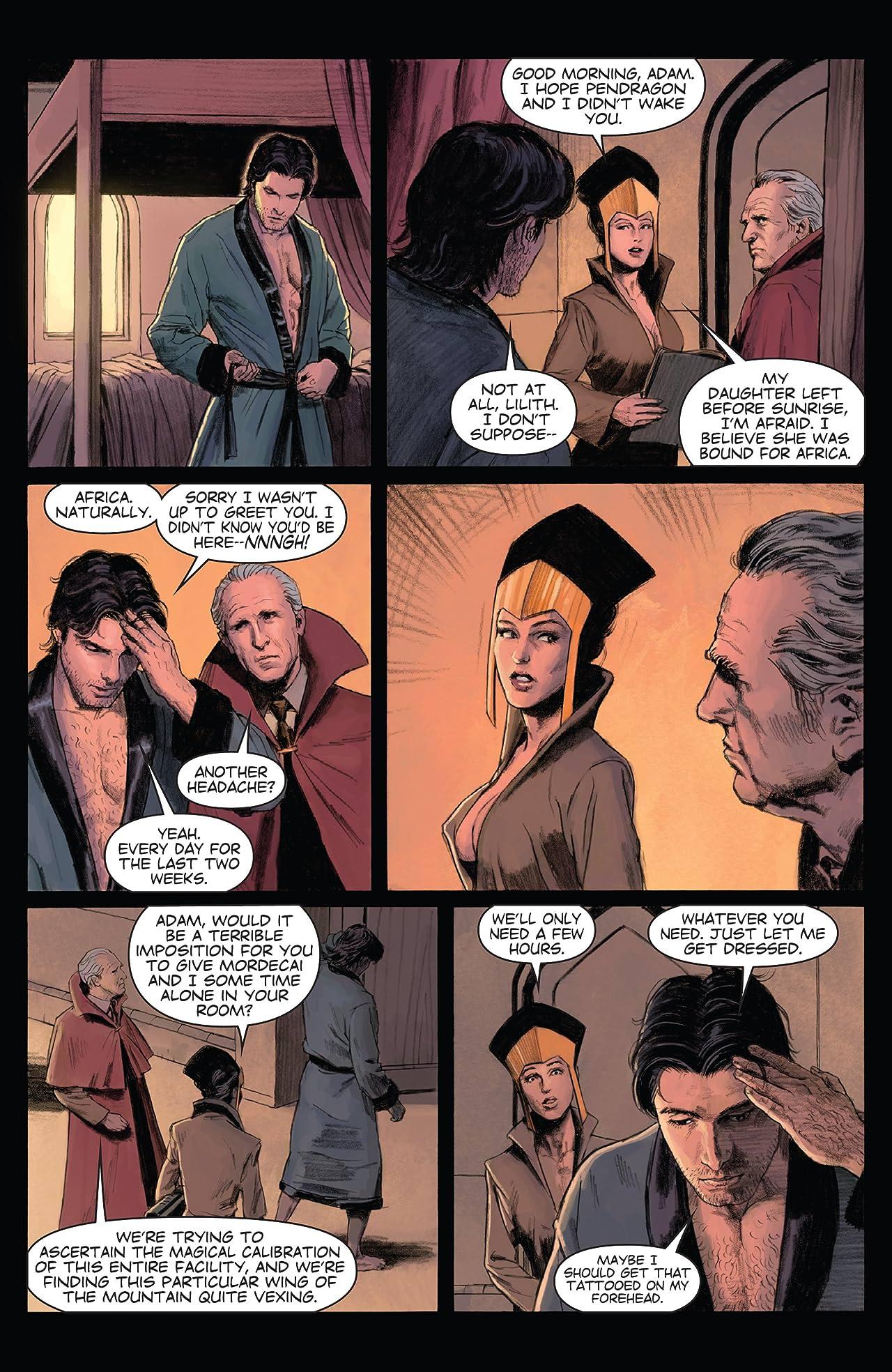 Vampirella (2011-2014) #36