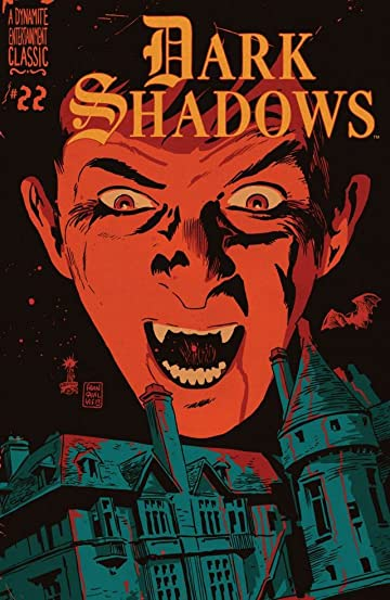 Dark Shadows (Ongoing) #22