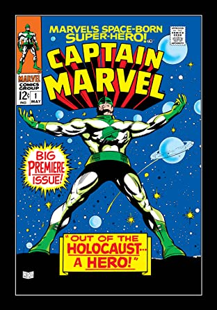Captain Marvel (1968-1979) No.1