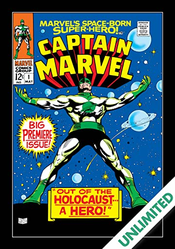 Captain Marvel (1968-1979) #1
