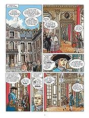 L'Épervier Vol. 8: Corsaire du Roy