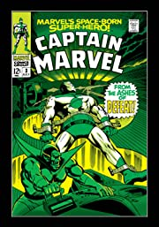 Captain Marvel (1968-1979) #3
