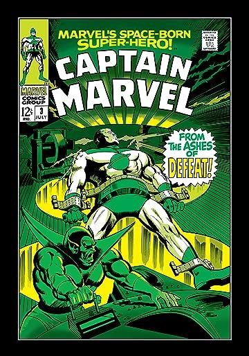 Captain Marvel (1968-1979) #3