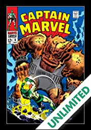 Captain Marvel (1968-1979) #6