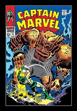 Captain Marvel (1968-1979) #6