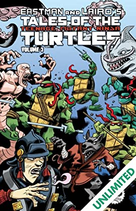 Teenage Mutant Ninja Turtles: Tales of the TMNT Vol. 3