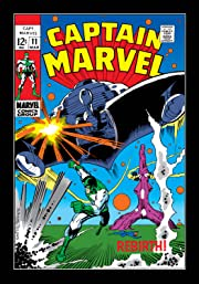 Captain Marvel (1968-1979) #11