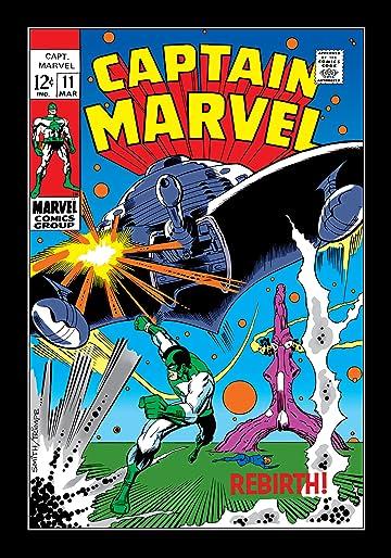 Captain Marvel (1968-1979) #11