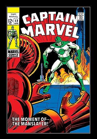 Captain Marvel (1968-1979) #12