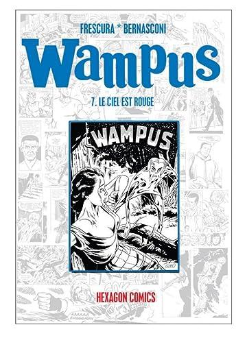 WAMPUS Vol. 7: Le Ciel est rouge