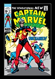 Captain Marvel (1968-1979) #17