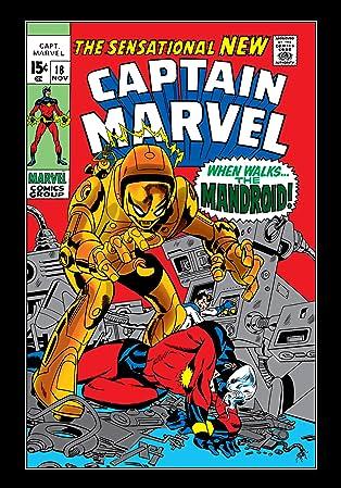 Captain Marvel (1968-1979) #18