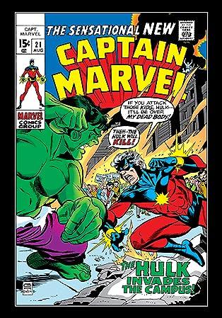 Captain Marvel (1968-1979) #21
