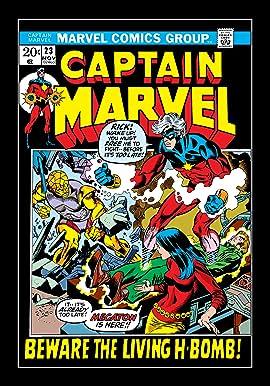 Captain Marvel (1968-1979) #23