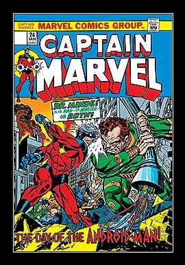 Captain Marvel (1968-1979) #24