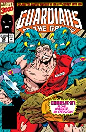 Guardians of the Galaxy (1990-1995) #52