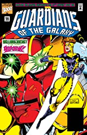 Guardians of the Galaxy (1990-1995) #56