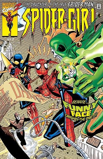 Spider-Girl (1998-2006) #22