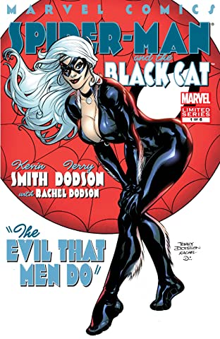 Spider-Man/Black Cat: Evil That Men Do (2002-2006) #1 (of 6)