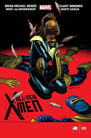 All-New X-Men (2012-2015) No.18