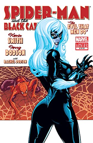 Spider-Man/Black Cat: Evil That Men Do (2002-2006) #2 (of 6)