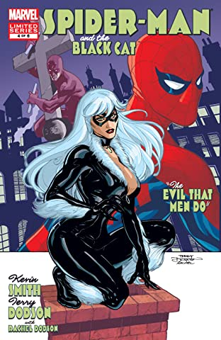Spider-Man/Black Cat: Evil That Men Do (2002-2006) #4 (of 6)
