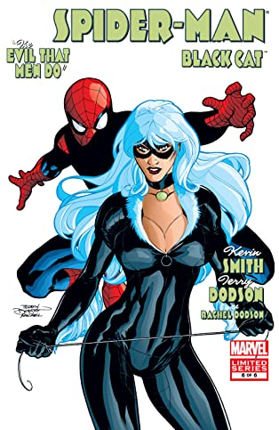 Spider-Man/Black Cat: Evil That Men Do (2002-2006) #6 (of 6)