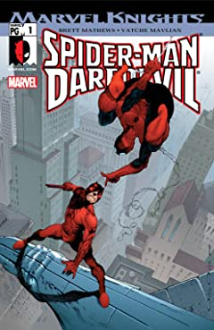 Spider-Man/Daredevil (2002) #1
