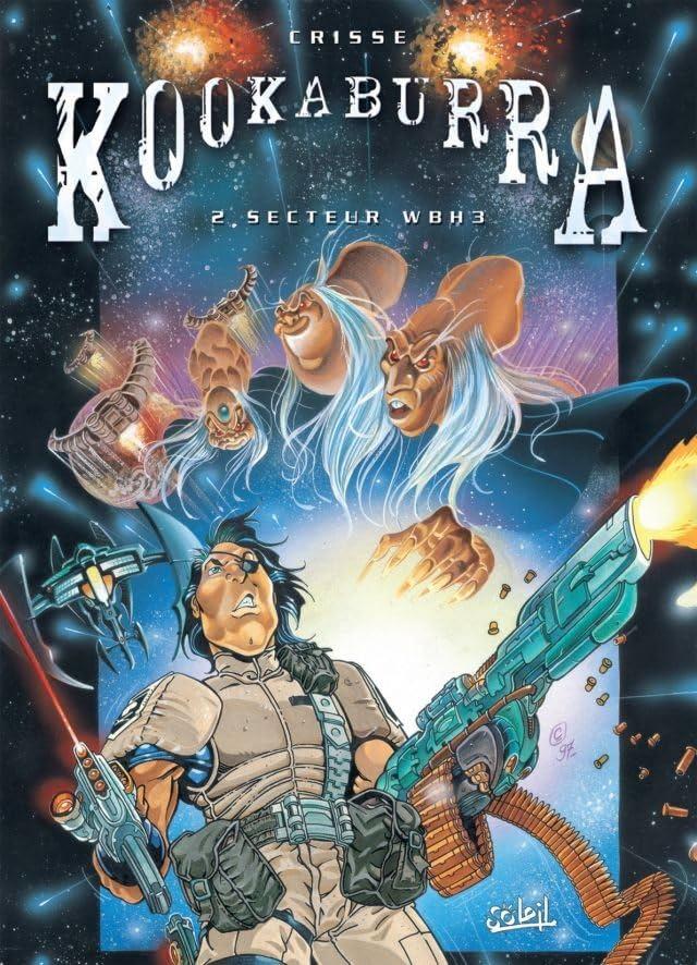 Kookaburra Vol. 2: Secteur WBH3