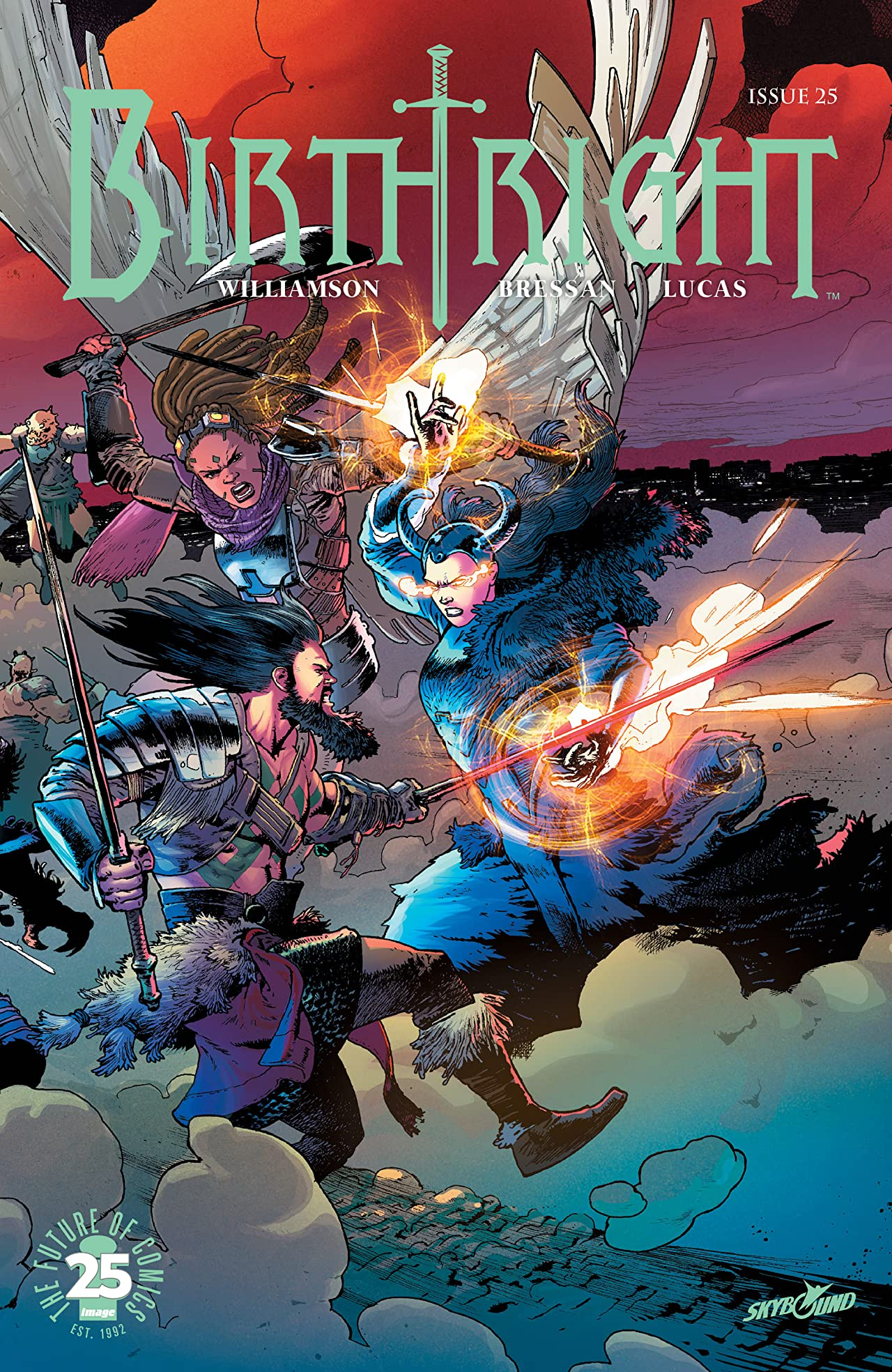 Birthright #25
