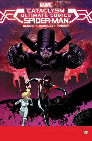 Cataclysm: Ultimate Comics Spider-Man No.1 (sur 3)
