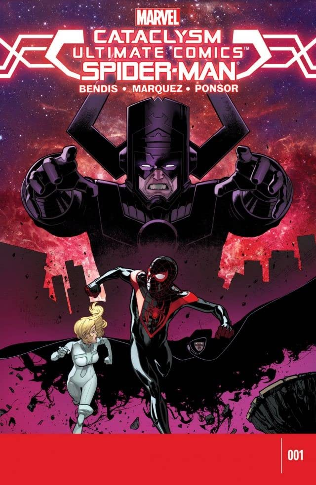 Cataclysm: Ultimate Comics Spider-Man #1