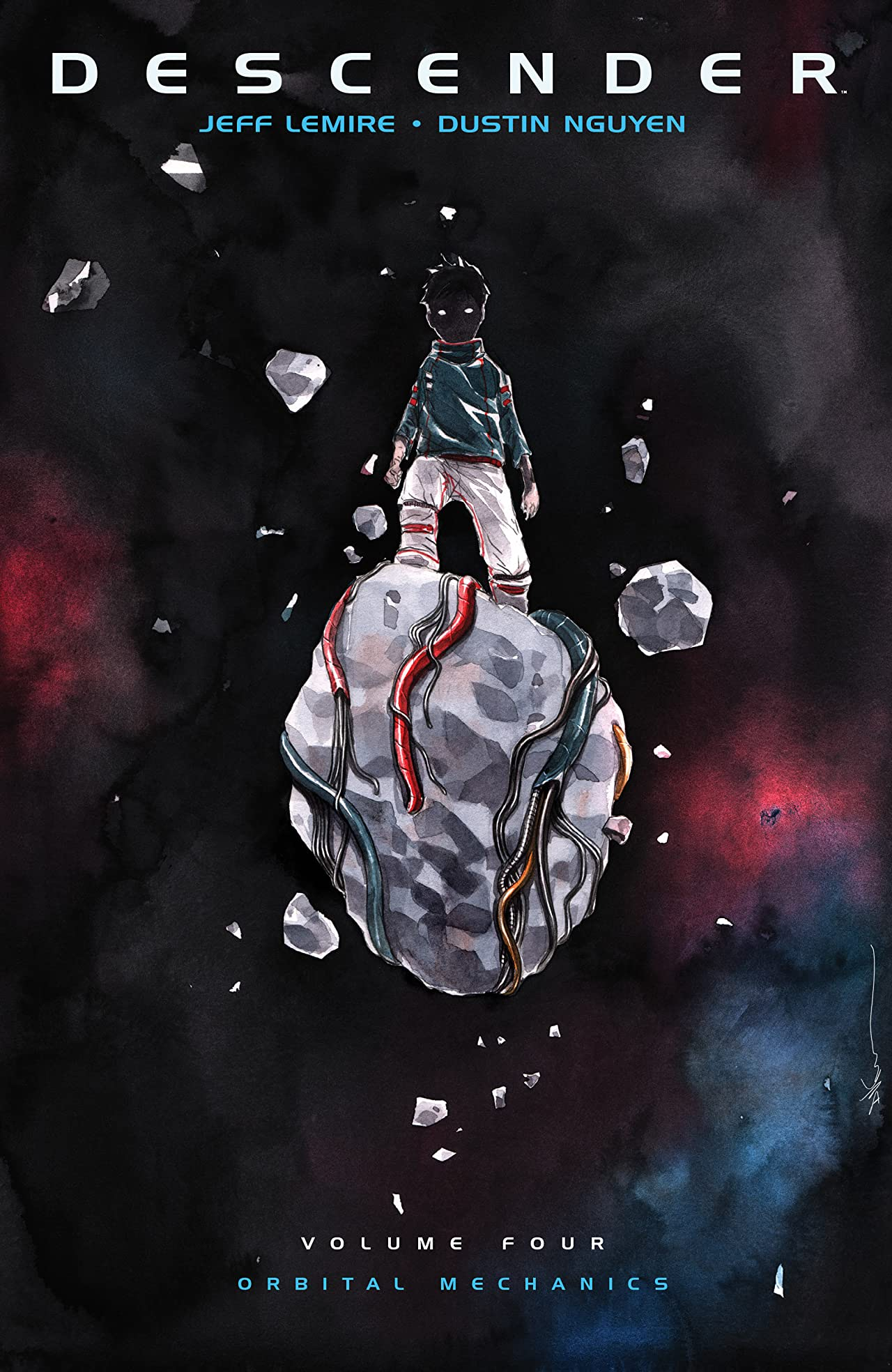 Descender Vol. 4: Orbital Mechanics