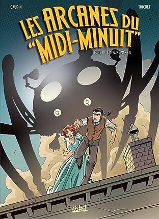 Les Arcanes du Midi Minuit Tome 10: L'affaire Marnie