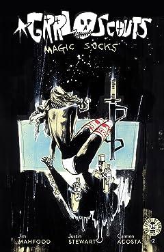 Grrl Scouts: Magic Socks #2
