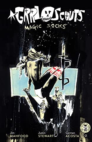 Grrl Scouts: Magic Socks #2