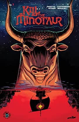 Kill The Minotaur No.1