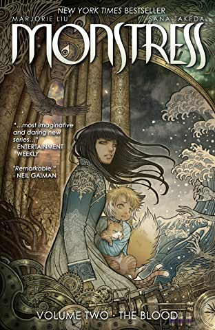 Monstress Tome 2