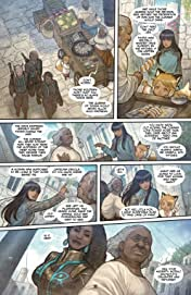 Monstress Vol. 2