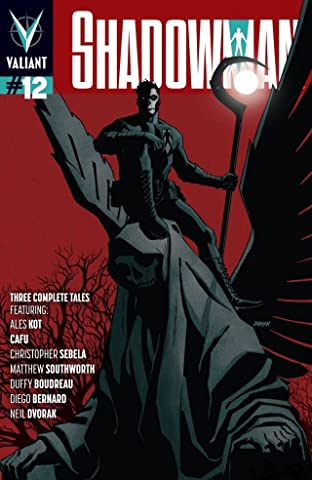 Shadowman (2012- ) #12: Digital Exclusives Edition