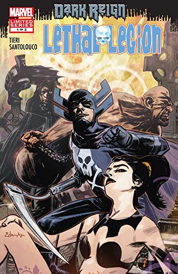 Dark Reign: Lethal Legion #1 (of 3)