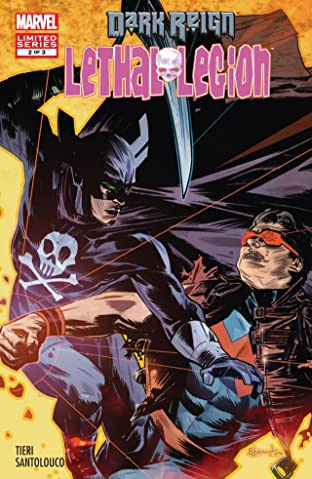 Dark Reign: Lethal Legion #2 (of 3)