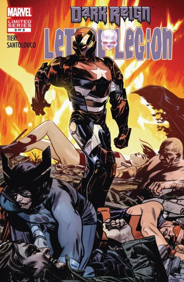 Dark Reign: Lethal Legion #3 (of 3)